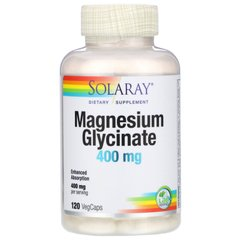 Магний Magnesium Glycinate (400мг)